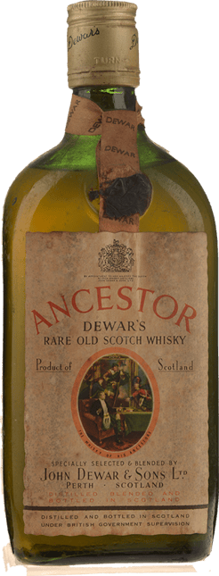 DEWARS Ancestor Rare Old , Scotland NV
