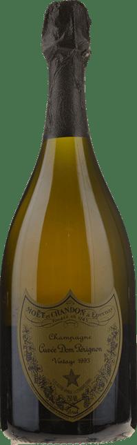 MOET & CHANDON Cuvee Dom Perignon Brut, Champagne 1993