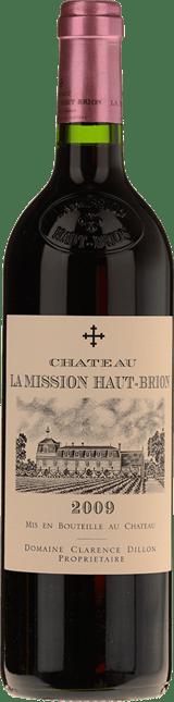 CHATEAU LA MISSION-HAUT-BRION Cru classe, Graves 2009