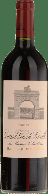 CHATEAU LEOVILLE-LAS-CASES 2me cru classe, St-Julien 2009