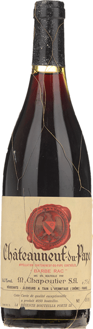M. CHAPOUTIER Barbe Rac Cuvee Speciale Numerotee, Chateauneuf-du-Pape NV