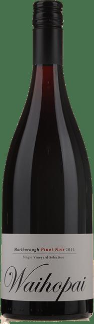 GIESEN ESTATE WINES Single Vineyard Selection Waihopai Pinot Noir, Marlborough 2014
