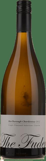 GIESEN ESTATE WINES The Fuder - Single Vineyard Selection Clayvin Chardonnay, Marlborough 2012