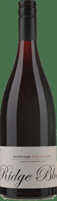GIESEN ESTATE WINES Single Vineyard Selection Ridge Block Pinot Noir, Marlborough 2014