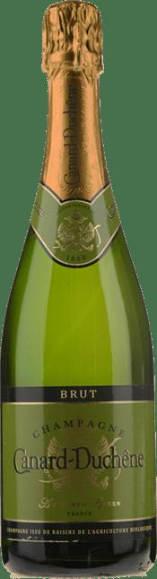 CANARD-DUCHENE Authentic Green Brut, Champagne NV