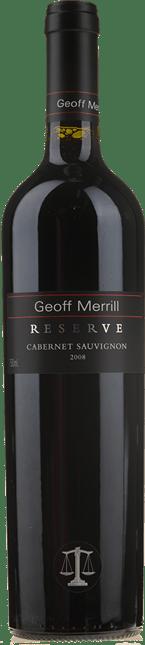 GEOFF MERRILL Reserve Cabernet Sauvignon, South Australia 2008