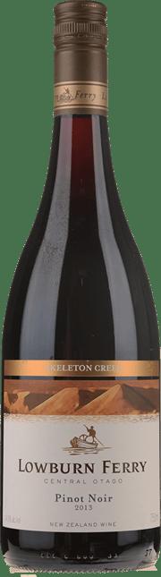 LOWBURN FERRY Skeleton Creek Pinot Noir, Central Otago 2013