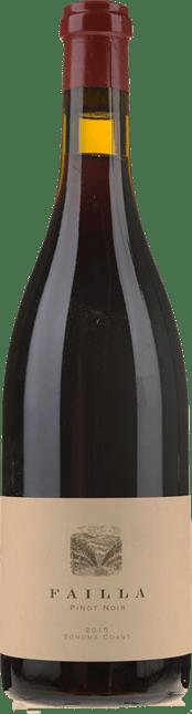 FAILLA  Pinot Noir, Sonoma County 2015