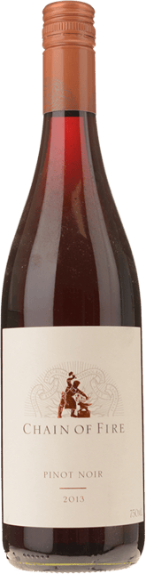 OATLEY WINES Chain of Fire Pinot Noir, Australia 2013