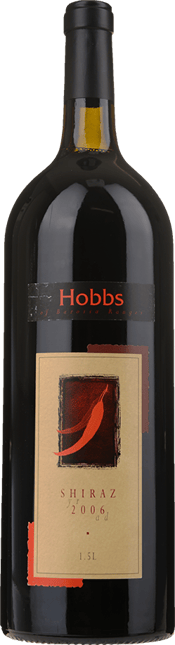 HOBBS Shiraz, Barossa Valley 2006