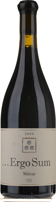 ERGO SUM Shiraz, Beechworth 2008