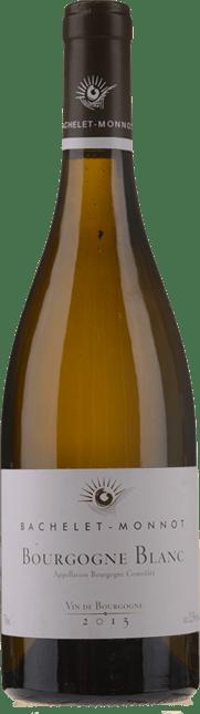 DOMAINE BACHELET-MONNOT, Bourgogne Blanc 2015
