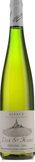 TRIMBACH Clos Ste Hune Riesling, Ribeauville 2006