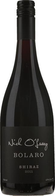 NICK O'LEARY WINES Bolaro Shiraz, Canberra District 2011