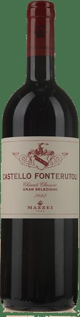 MAZZEI Castello di Fonterutoli Gran Selezione Chianti Classico 2013
