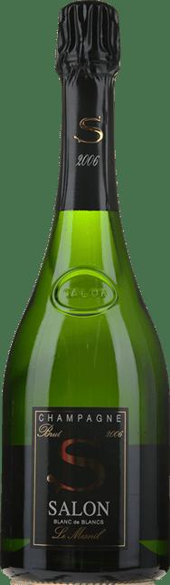 SALON Le Mesnil Blanc de Blancs, Champagne 2006