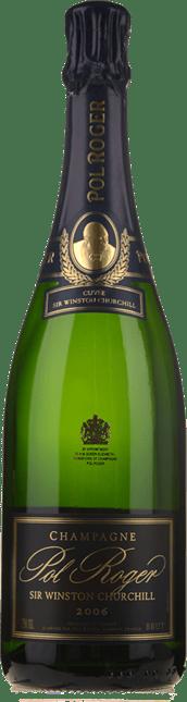 POL ROGER Cuvee Sir Winston Churchill Brut, Champagne 2006