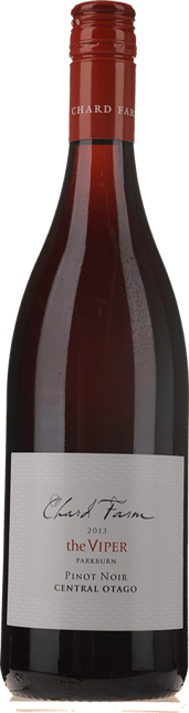 CHARD FARM VINEYARD The Viper Pinot Noir, Central Otago 2013