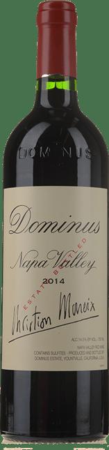 DOMINUS ESTATE Dominus Cabernet Blend, Napa Valley 2014