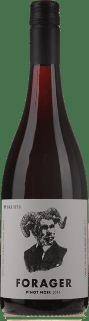FORAGER Pinot Noir, Waipara 2016