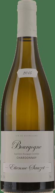 DOMAINE ETIENNE SAUZET, Bourgogne Blanc 2015