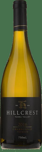 HILLCREST VINEYARDS Premium Chardonnay, Yarra Valley 2016
