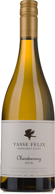 VASSE FELIX Chardonnay, Margaret River 2016
