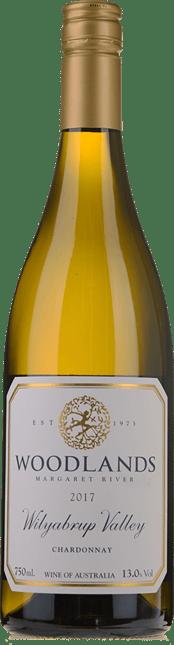 WOODLANDS Chardonnay, Margaret River 2017