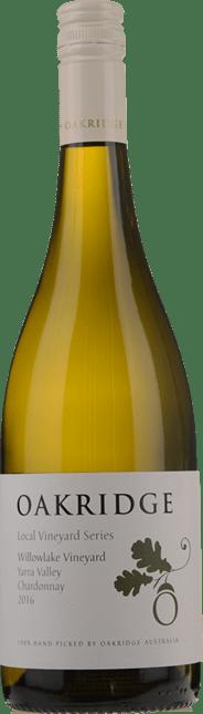 OAKRIDGE WINES Local Vineyard Series Willowlake Chardonnay, Yarra Valley 2016
