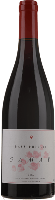 BASS PHILLIP WINES Gamay, South Gippsland 2016
