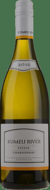 KUMEU RIVER WINES Estate Chardonnay, Auckland 2016