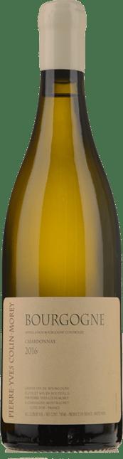 PIERRE YVES COLIN MOREY Bourgogne Blanc, Burgundy 2016