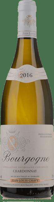 DOMAINE JEAN-LOUIS CHAVY, Bourgogne Blanc 2016