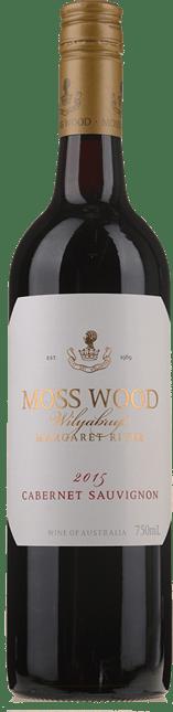 MOSS WOOD Moss Wood Vineyard Cabernet Sauvignon, Margaret River 2015