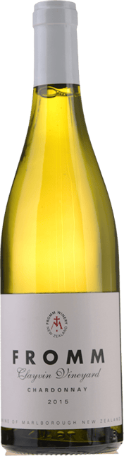 FROMM WINERY Clayvin Vineyard Chardonnay, Marlborough 2015