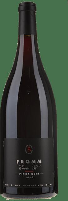"FROMM WINERY Cuvee ""H"" Pinot Noir, Marlborough 2016"
