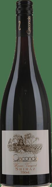 GIACONDA Warner Vineyard Shiraz, Beechworth 2016