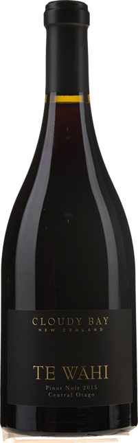 CLOUDY BAY Te Wahi Pinot Noir, Central Otago 2015