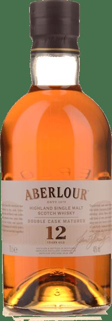 ABERLOUR 12 Year Old Single Malt 40% ABV, The Highlands NV