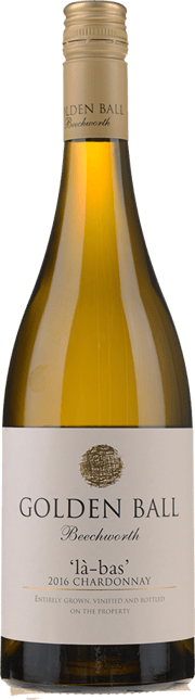 GOLDEN BALL La-Bas, Chardonnay, Beechworth 2016