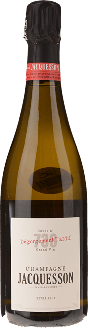 JACQUESSON Cuvee No. 736 DT, Champagne NV