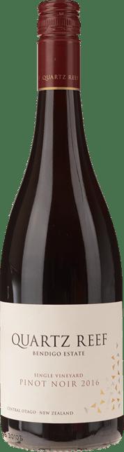 QUARTZ REEF Pinot Noir, Central Otago 2016