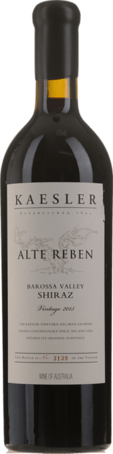 KAESLER WINES Alte Reben Shiraz, Barossa Valley 2015