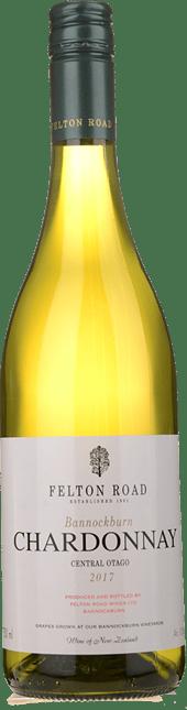FELTON ROAD Bannockburn Chardonnay, Central Otago 2017