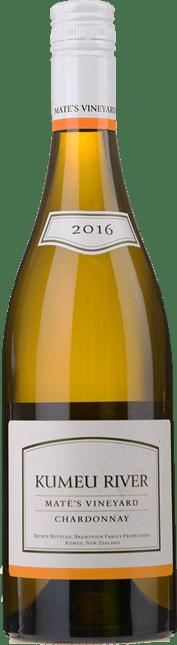 KUMEU RIVER WINES Mate's Vineyard Chardonnay, Auckland 2016