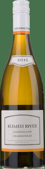 KUMEU RIVER WINES Coddington Chardonnay, Auckland 2016