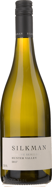 SILKMAN WINES Reserve Semillon, Hunter Valley 2017