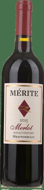 MERITE WINES Merlot, Wrattonbully 2015