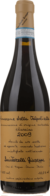QUINTARELLI Classico, Amarone della Valpolicella DOCG 2009