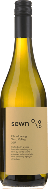 SEVILLE ESTATE Sewn Chardonnay, Yarra Valley 2017